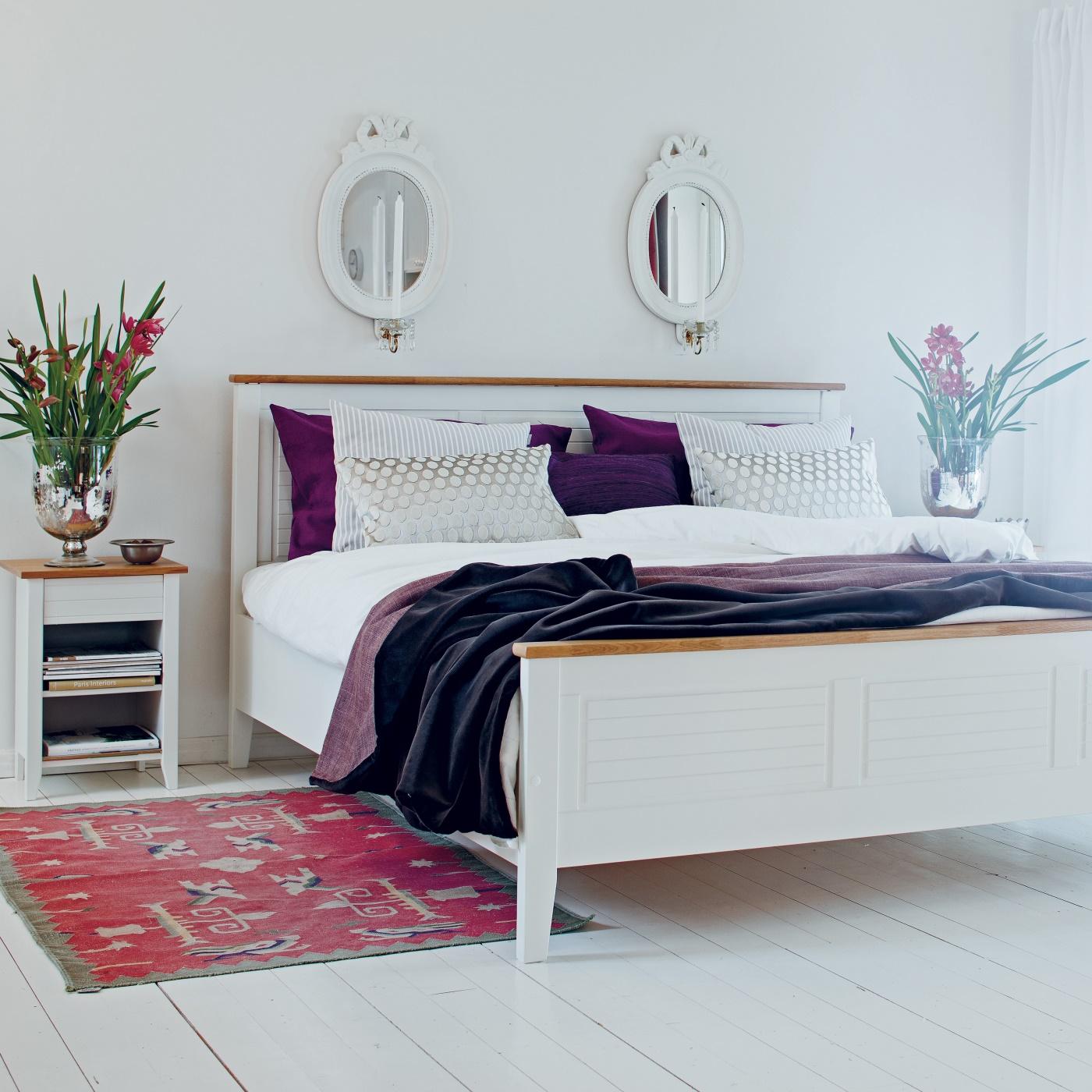 Lundsberg sängram 160 x 200 cm, Mavis